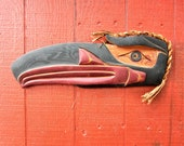 Clifford George 39 39 Raven 39 39 Carving West Coast Native Indigenous Art