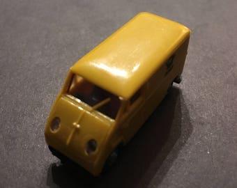 Praline vintage rare plastic DKW Van - Deutsche Post