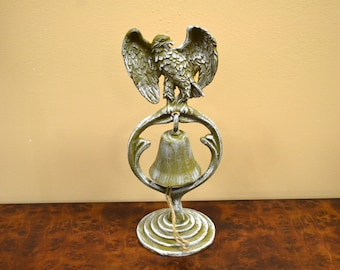 Cast Iron Eagle Bell