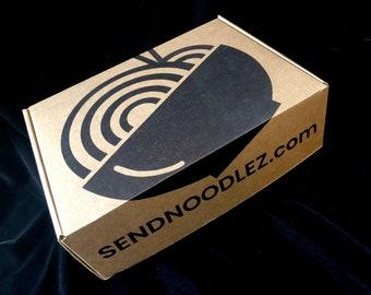 Gamer Survival Gift Box – SEND NOODLEZ - Ramen Noodle Gift Box!