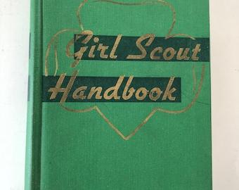 Girl Scout Handbook - 1947