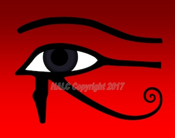 The Eye of Horus Poster - Protection