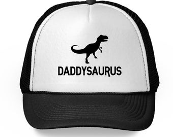 5d21d1f36cc63 Daddysaurus Trucker Hat Dinosaur Dad Hat Funny Dad Hats for Father s Day  Geek Dad Hat Father Trucker Hat Dad 2018 Gifts Cute Gifts for Dad