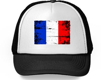 f089451a147 France Flag Hat French Flag Trucker Hats for Men and Women Gifts from  France France Soccer 2018 Hat France 2018 Baseball Hat French Gifts