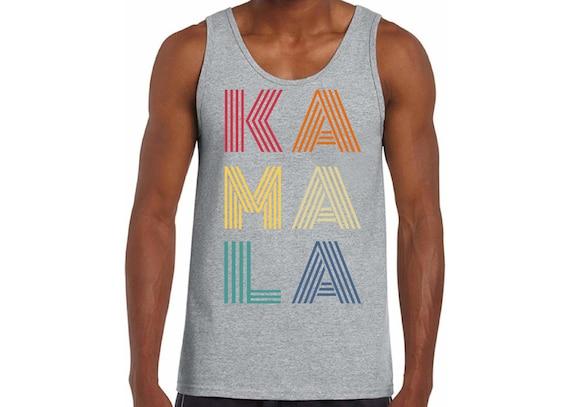 Biden Harris Tank Top Color Kamala Men S Top Joe Biden Etsy