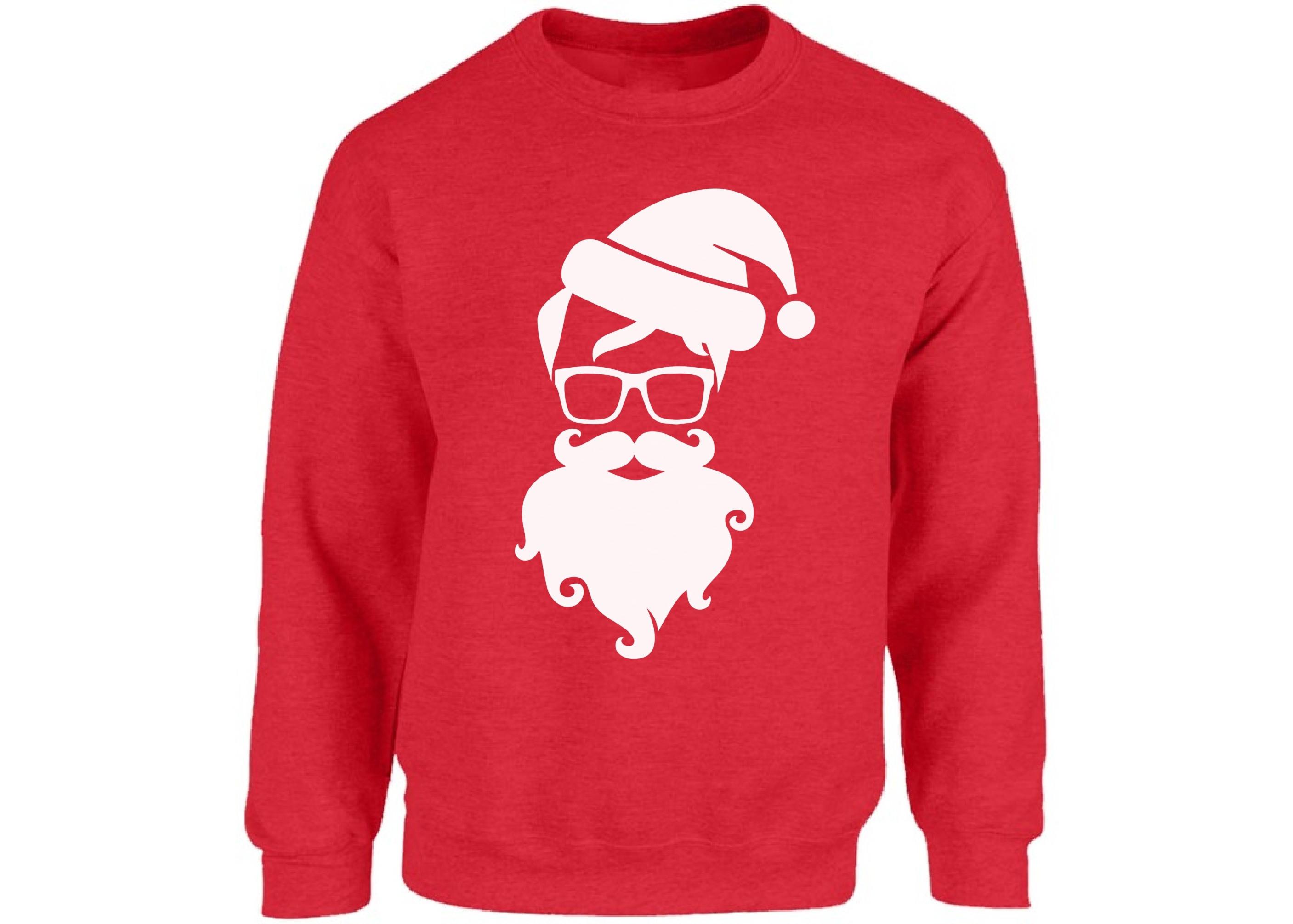 Bisexual santa claus sweatshirts hoodies
