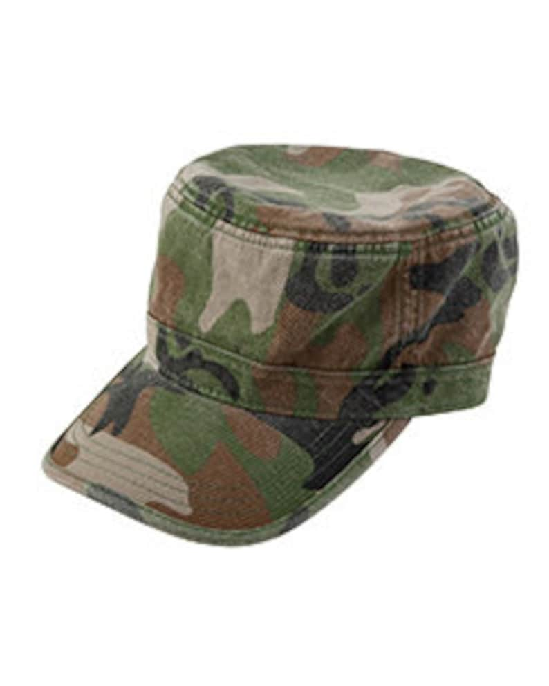 45887d9aacb37 Custom Embroidered Military Style Hats