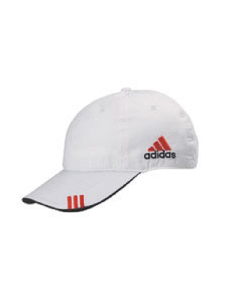 ac330907ac8 Custom Adidas Golf Lightweight Cotton Front-Hit Cap