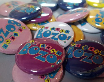 Bozo Buttons