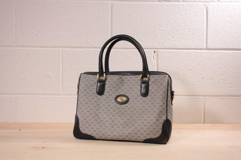 1577aa6b864836 Vintage Gucci handbag | Etsy
