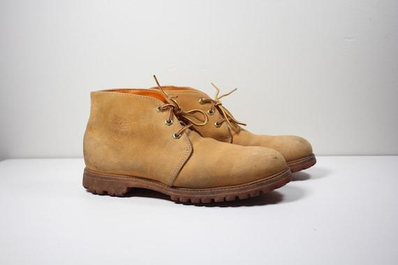 Vintage Timberland chukka boots men's 9.5
