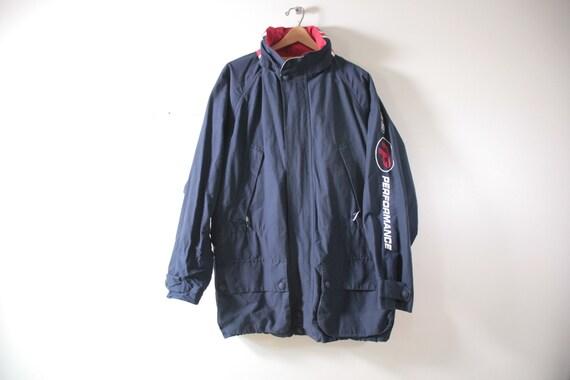 Nautica Performance long jacket men's XL