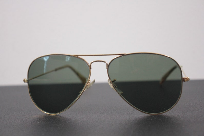 70d77a725040 Vintage Ray-Ban aviator sunglasses B H USA