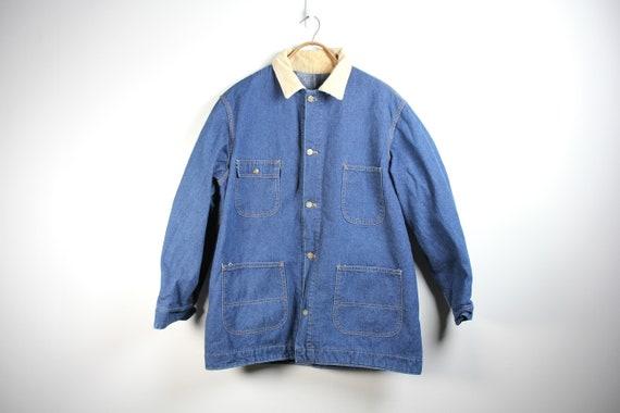 Vintage Sears Fieldmaster denim jacket