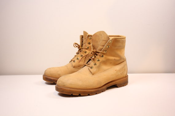 Vintage 90's Timberland boots Men's 9.5