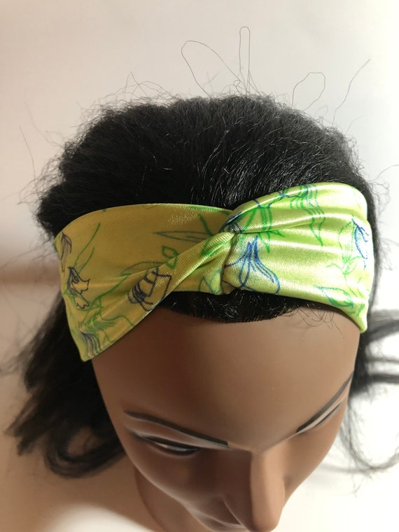 Stretchy headbands for all hair types; knit Fabric headbands, Turban Headband, Stretchy Hair accessories, Hairbands for all -Gift for her