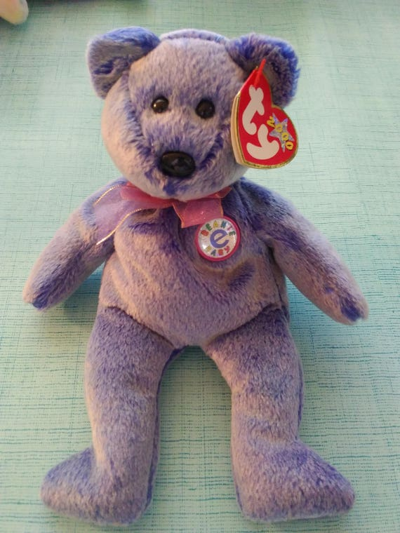 2ac2a30669f TY Beanie Baby Periwinkle