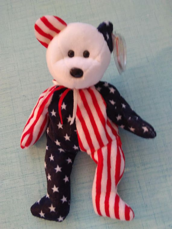 Spangle Ty Beanie Baby Rare find  0ca4830f3dc5