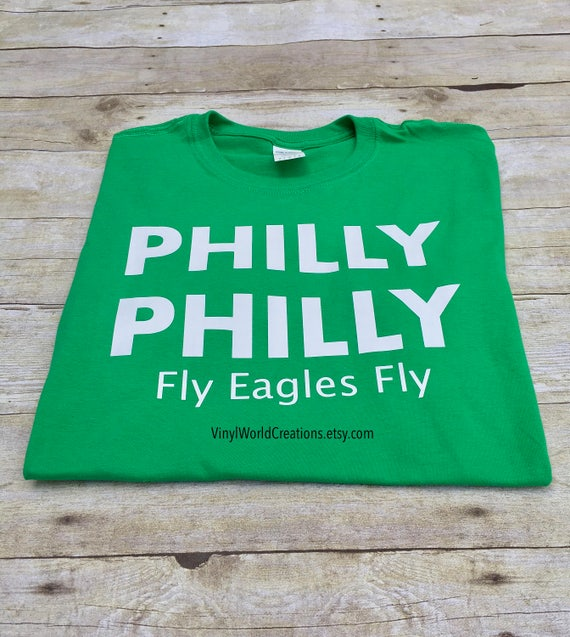 philly eagles t shirt