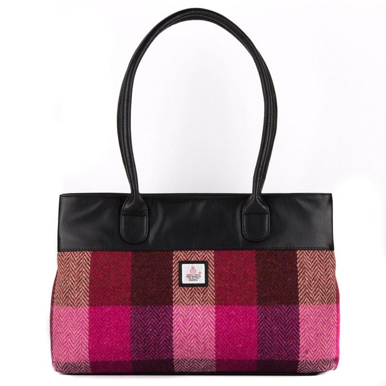 Harris Tweed Tote Bag