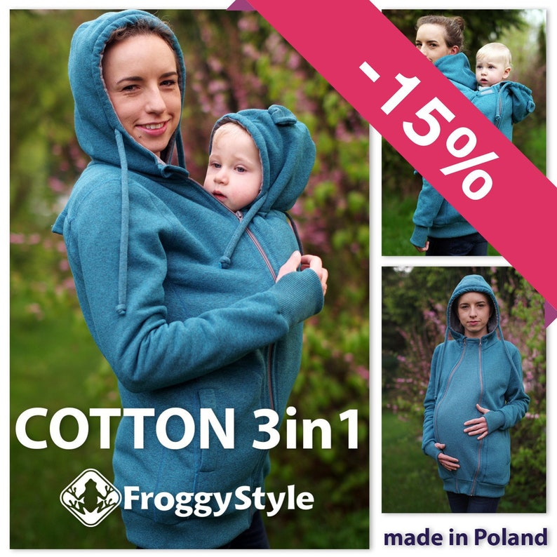 4d83a940daf 3in1 Babywearing coat baby wearing jacket baby carrier