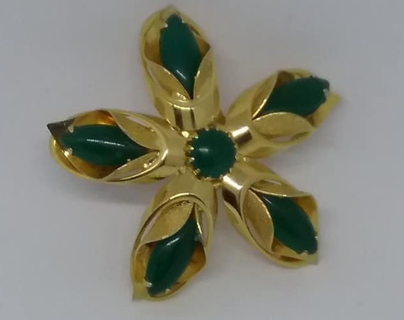 Signed Brooch, Vintage Hobe, Also a Pendant,