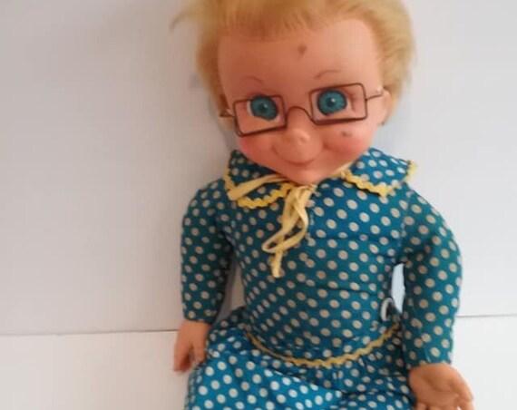 Vintage Miss Beasley Doll