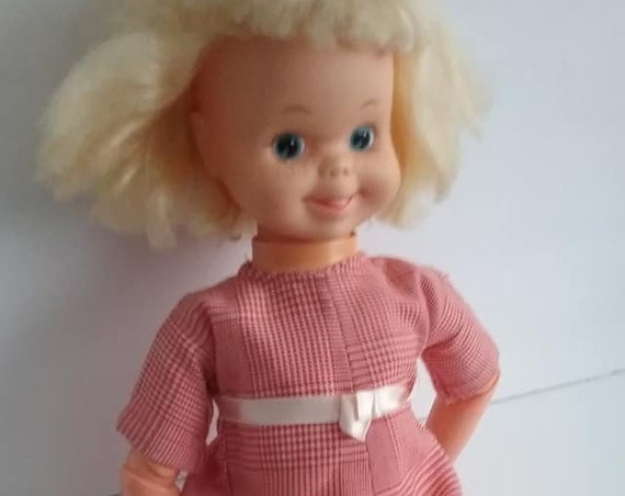 Vintage 1972 Sweet Cookie Hasbro Doll