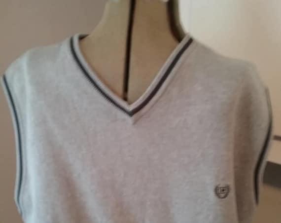 Vintage Ralph Lauren Vest, Chaps XL Pullover Vest