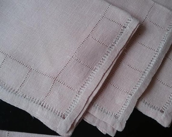 Square Tablecloth and Napkins, Tea Time Linen