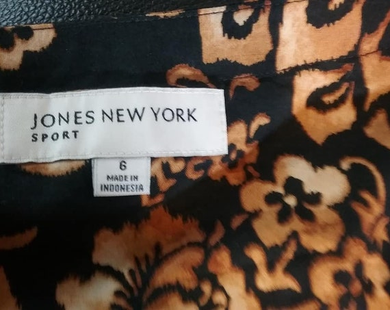 Vintage Maxi Skirt, Jones New York
