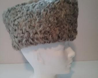 46b85a12667 Men s Vintage Persian Lamb Hat