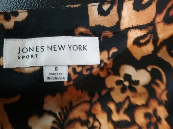 Vintage Maxi Skirt, Jones New York