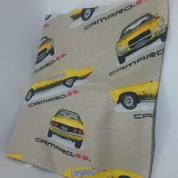 Novelty Material, Camaro Car Fabric, Car Craft Fabric