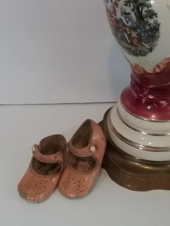 1930's Child's Shoes