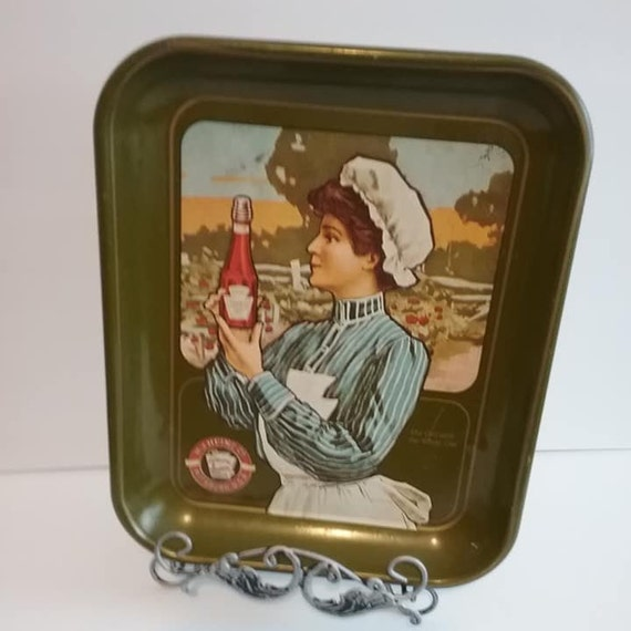 Vintage Heinz Ketchup Tray