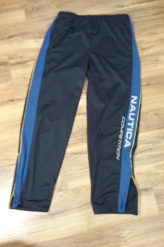 Vintage Nautica Track Pants