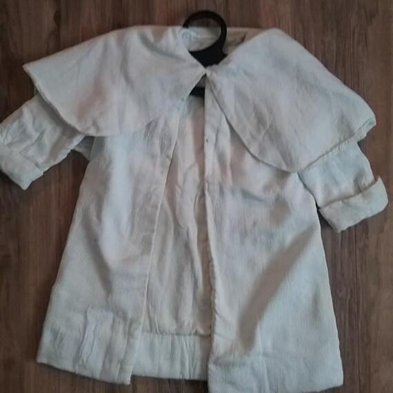 Victorian Child's Coat 1910
