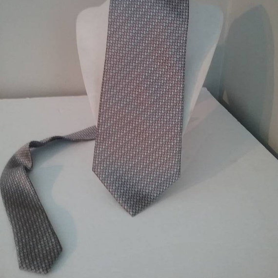 Men's Vintage Silk Tie, Vroom & Dreemann
