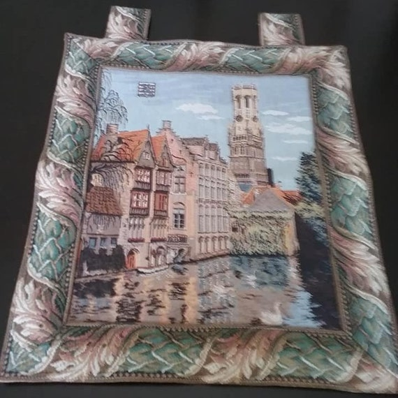 Hanging Wall Tapestry, Made in Belgium