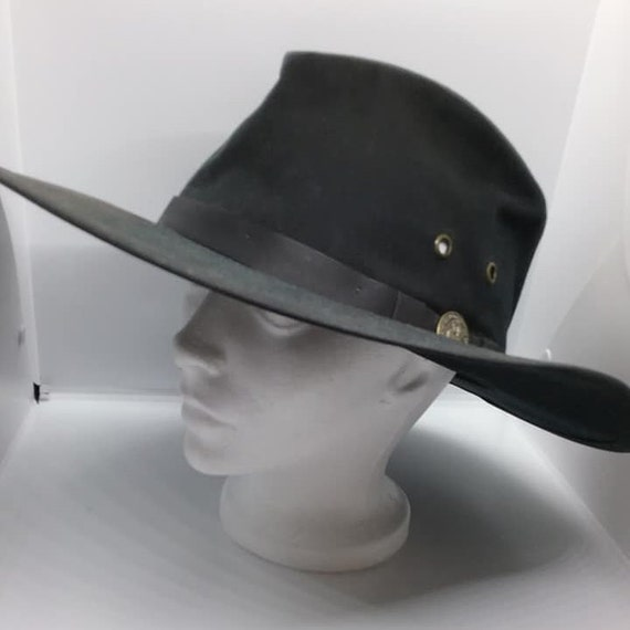 Vintage Australian Cowboy Hat, Outback Trading Co