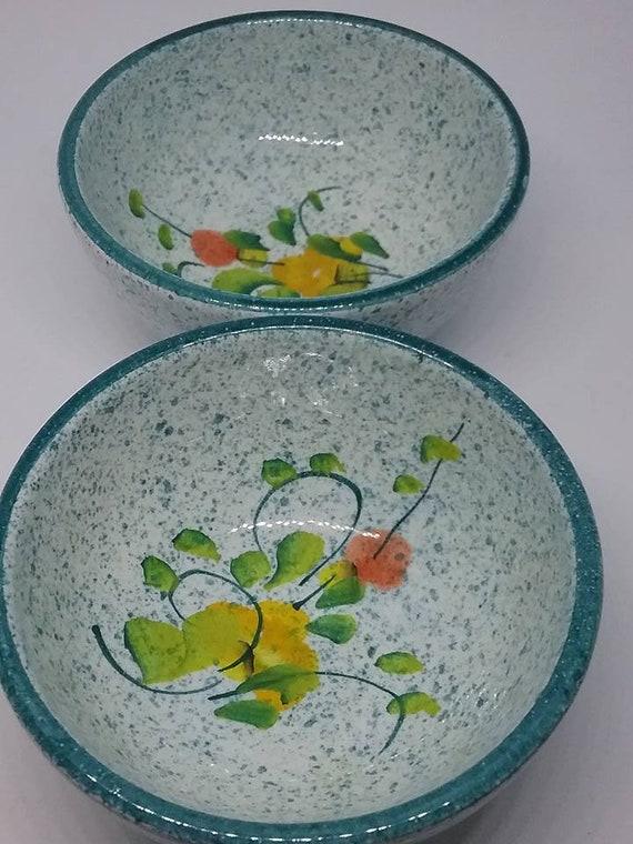 Vintage Deruta Italian Dipping Bowls