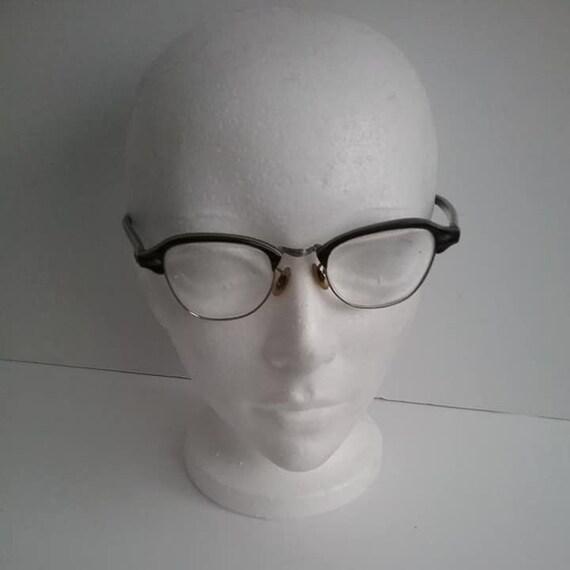 1950's Horn Rim Eyeglasses
