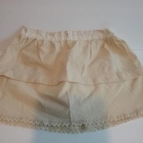 Edwardian Girl's Petticoat