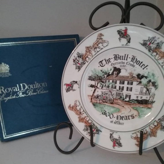 Limited Edition Royal Doulton Plate