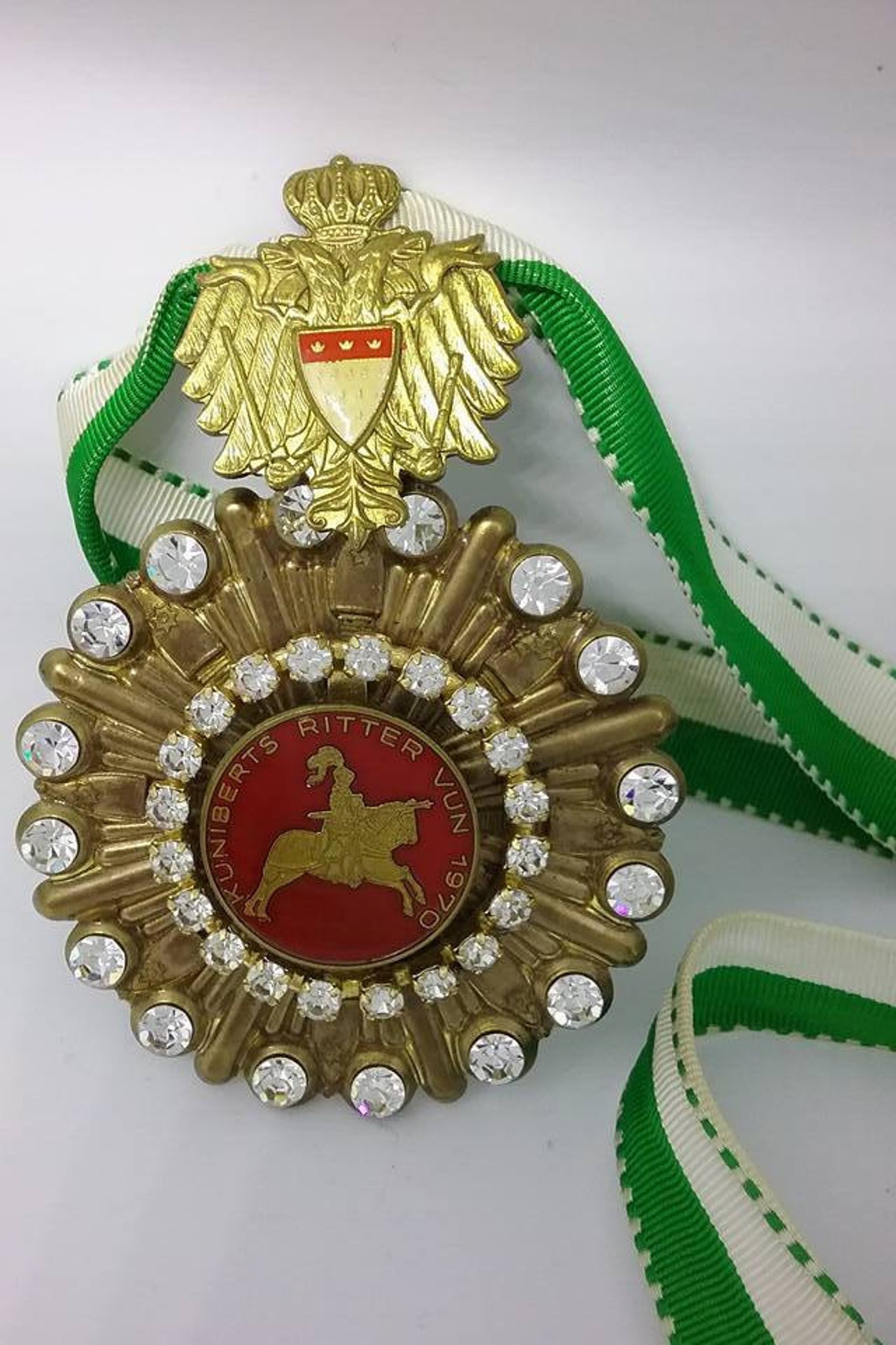 1970's German Carnival Medal, by Ritter, Cologne
