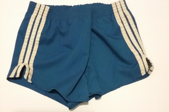 1980's Men's Adidas Shorts, Athletic Summer Shorts