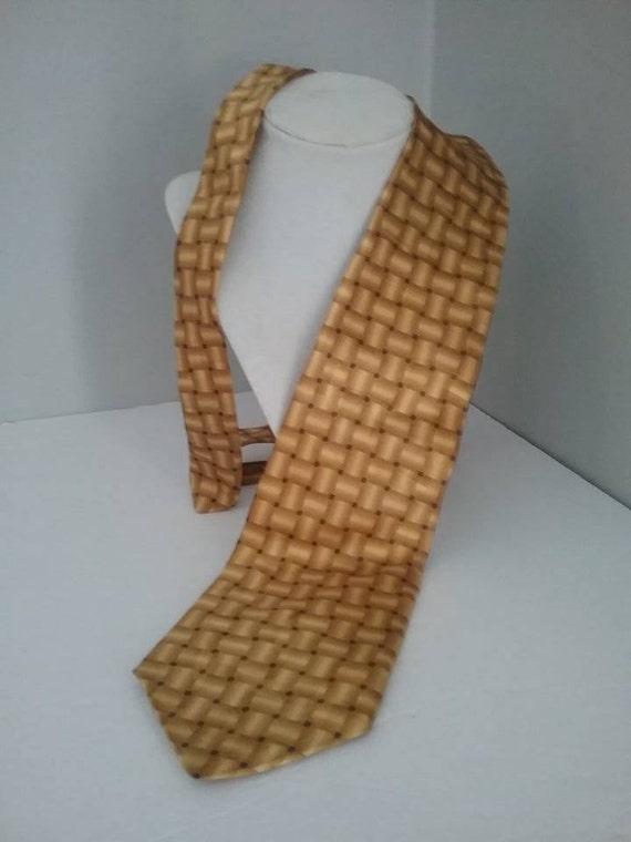 Men's Vintage Tie,  Chaps Ralph Lauren, Italian Silk