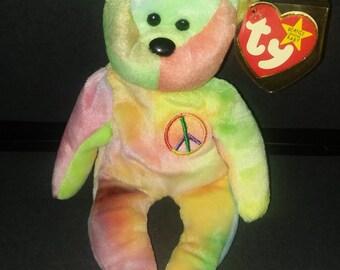 feea5c6b0a2 Ty Beanie Babies Peace