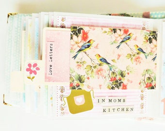 Mothers Day Giftmothers Premade Albummothers Giftmom Birthday Birthdaygift For Hermom Gift Mom From Daughtergift